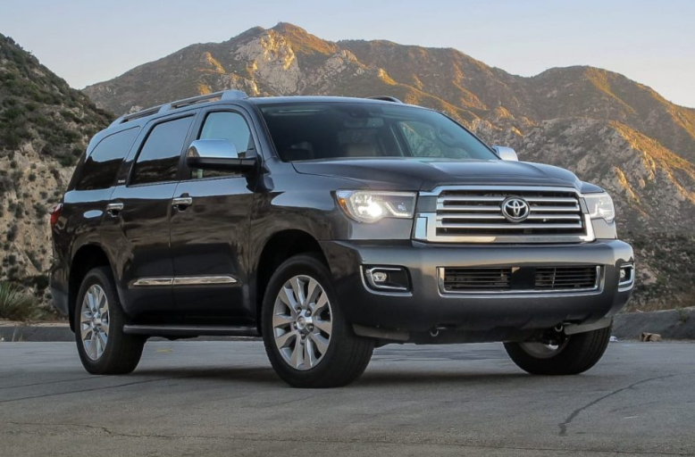 59 Gallery of 2019 Toyota Sequoia Spy Photos Redesign and Concept for 2019 Toyota Sequoia Spy Photos