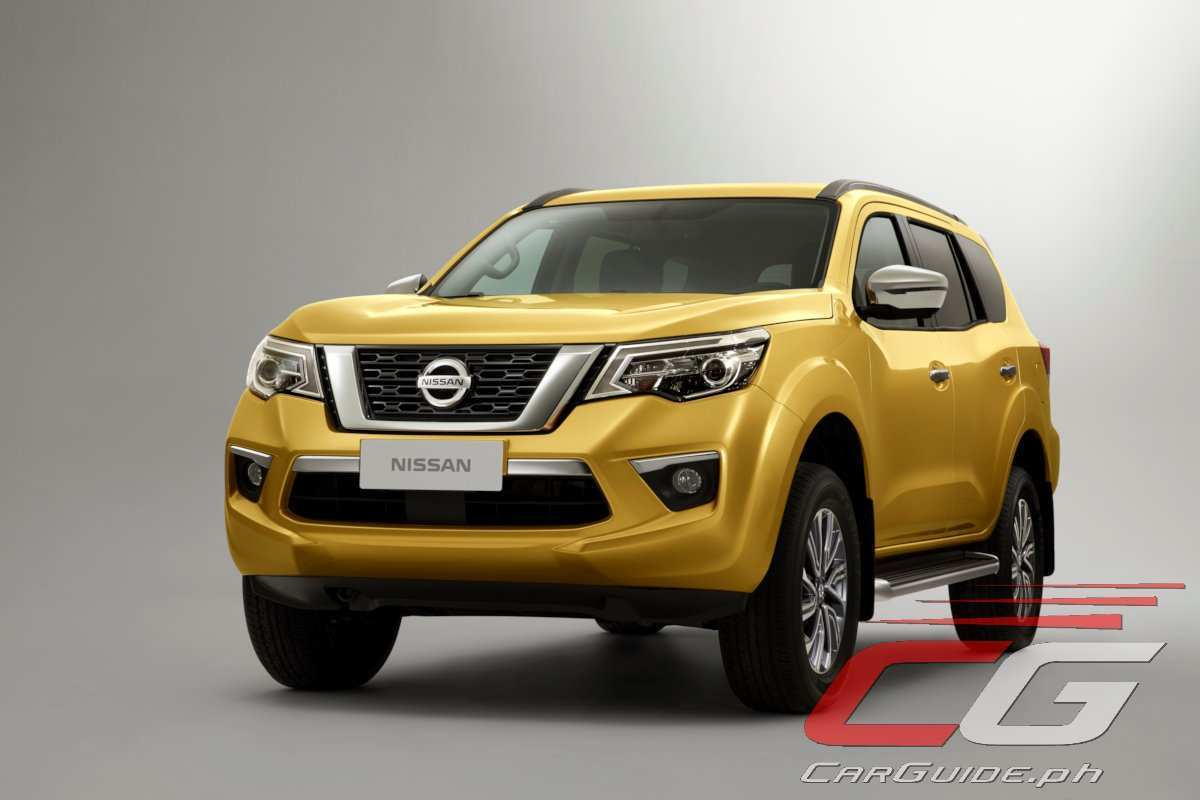 59 Gallery of Nissan Terra 2019 Philippines Engine with Nissan Terra 2019 Philippines