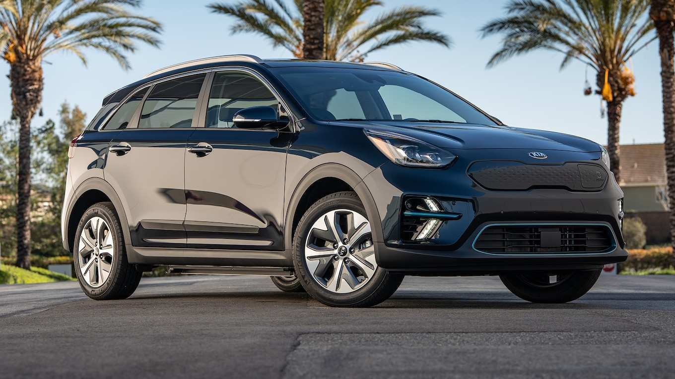 59 Great 2019 Kia Niro Ev Reviews by 2019 Kia Niro Ev