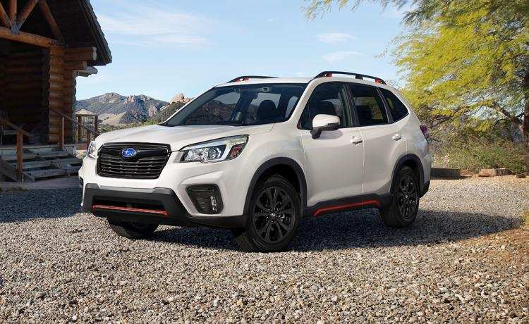 60 All New Subaru Forester 2019 Gas Mileage Price and Review by Subaru Forester 2019 Gas Mileage