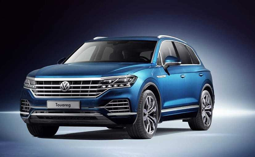 60 All New Volkswagen 2019 Touareg Price Overview for Volkswagen 2019 Touareg Price