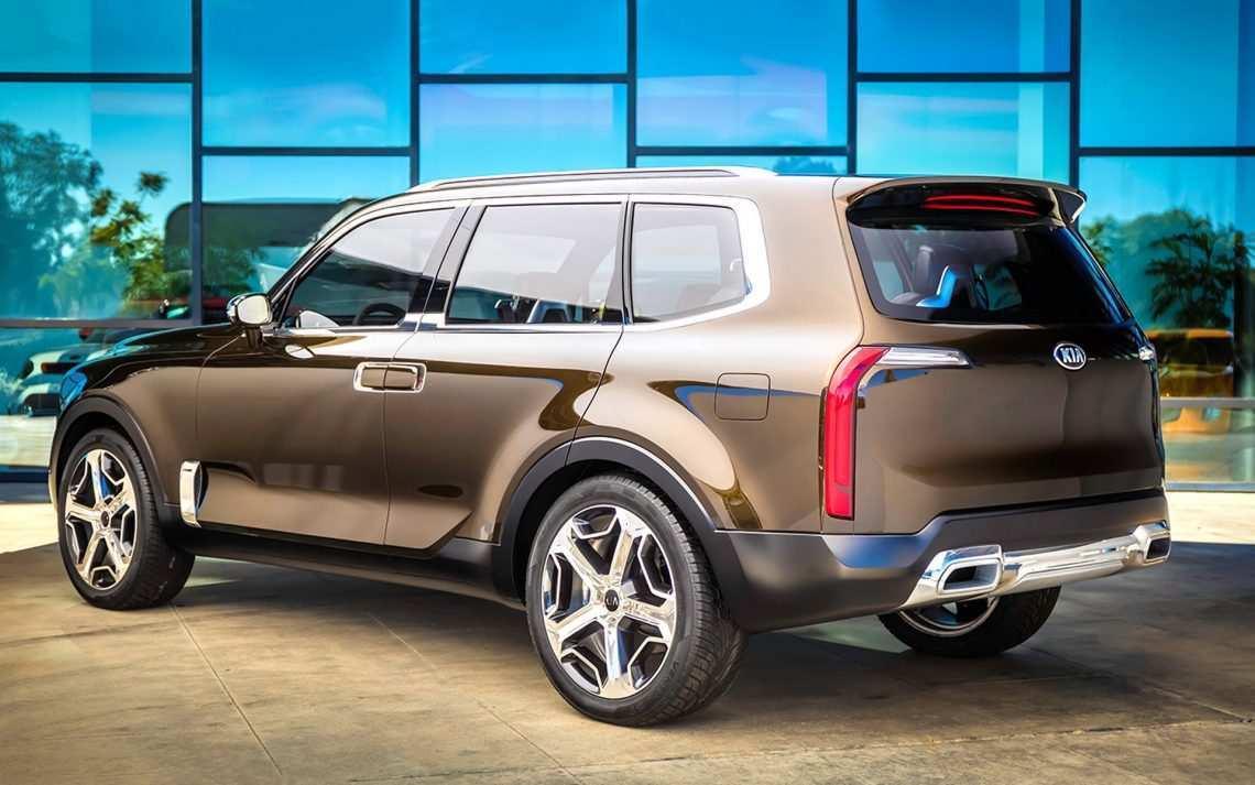 60 Concept of Kia New Suv 2019 First Drive by Kia New Suv 2019