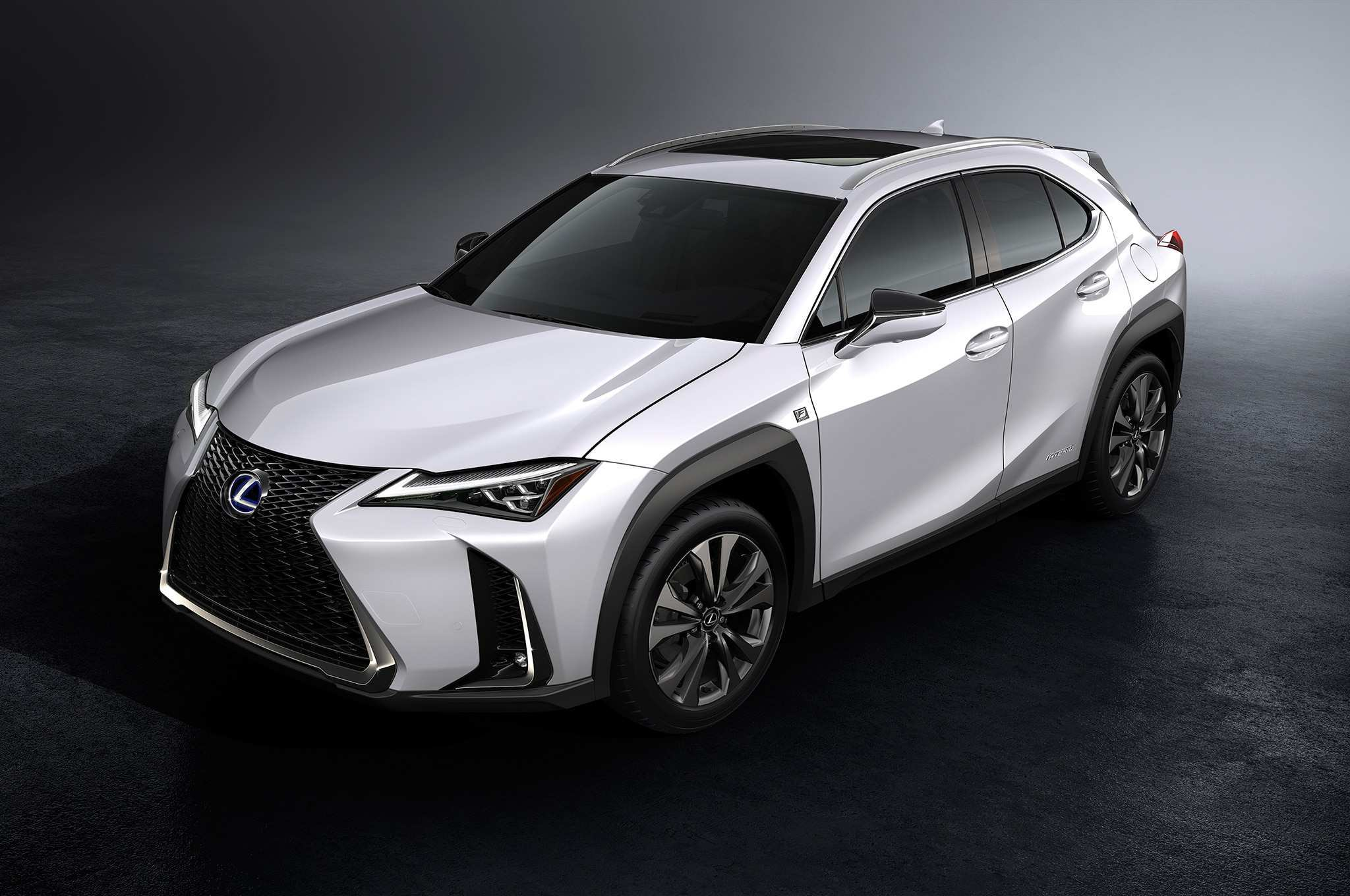 60 Gallery of Lexus 2019 Ux Performance and New Engine for Lexus 2019 Ux