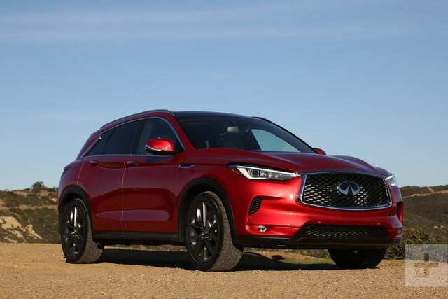 60 Great 2019 Infiniti Qx50 First Drive Interior by 2019 Infiniti Qx50 First Drive
