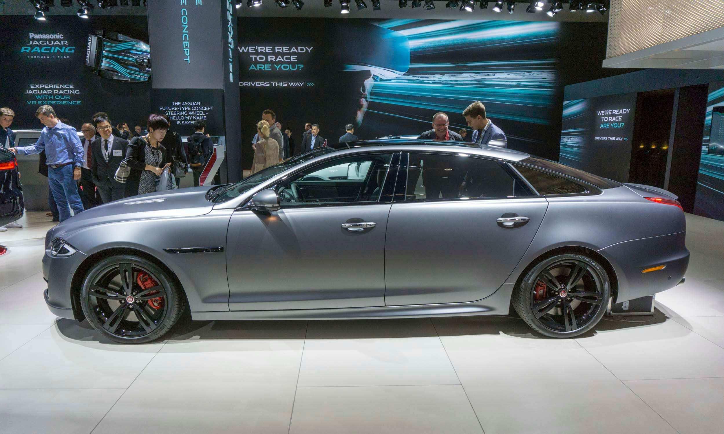 60 New 2019 Jaguar Xj Spy Images for 2019 Jaguar Xj Spy