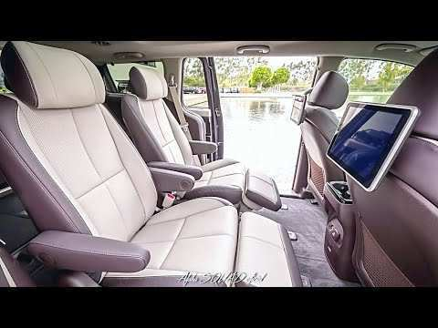 60 The Kia Grand Carnival 2019 Review Exterior and Interior for Kia Grand Carnival 2019 Review