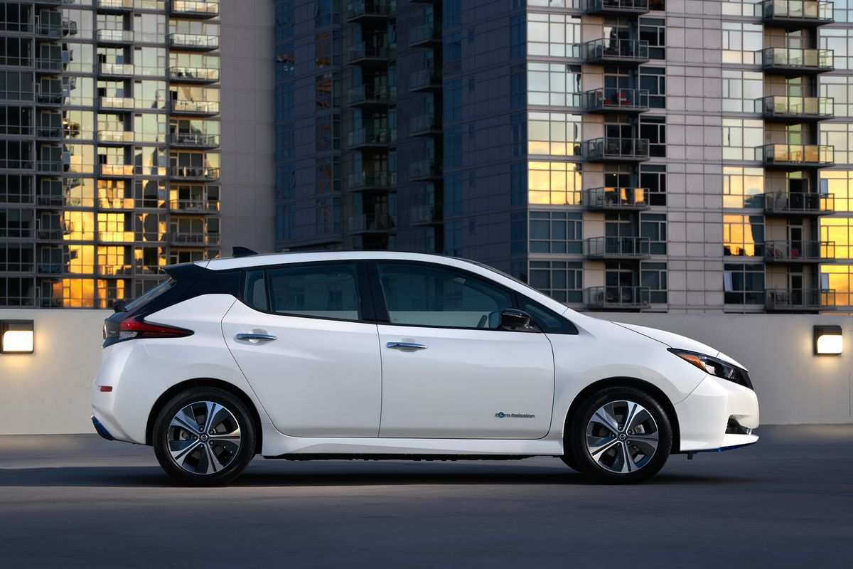 61 All New Nissan Electric 2019 Pricing with Nissan Electric 2019
