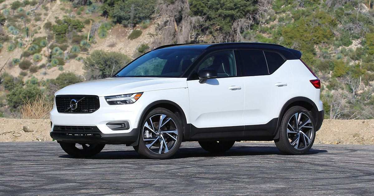 61 Concept of Volvo 2019 Xc40 Review Photos for Volvo 2019 Xc40 Review