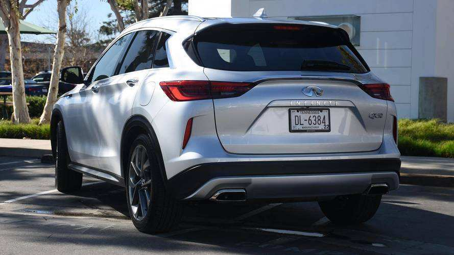 61 Gallery of 2019 Infiniti Qx50 Horsepower Style by 2019 Infiniti Qx50 Horsepower