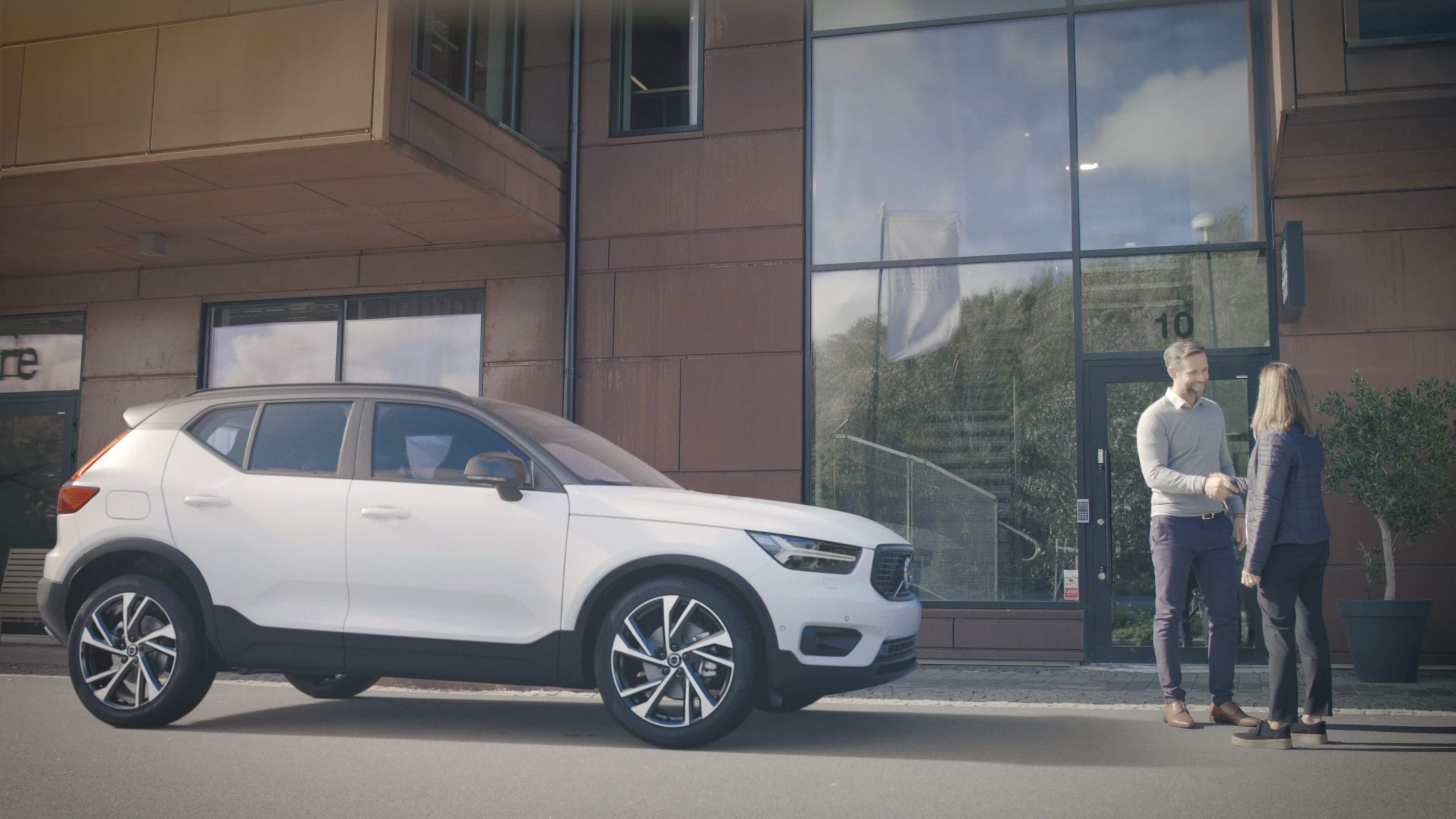 61 Gallery of Volvo Xc40 Dimensions 2019 Concept with Volvo Xc40 Dimensions 2019