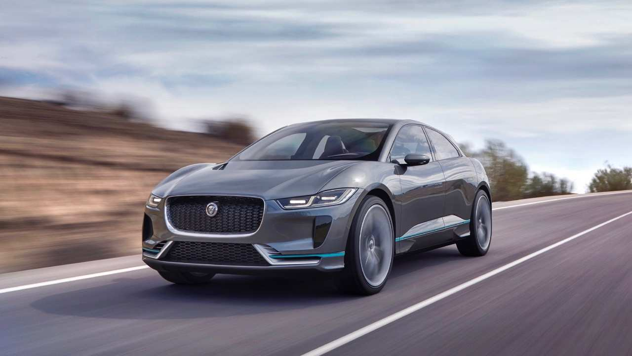 61 Great 2019 Jaguar I Pace Release Date Configurations by 2019 Jaguar I Pace Release Date