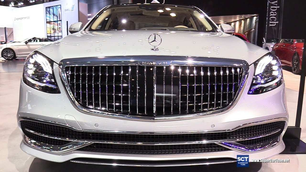 61 Great 2019 Mercedes Maybach S650 Spesification by 2019 Mercedes Maybach S650