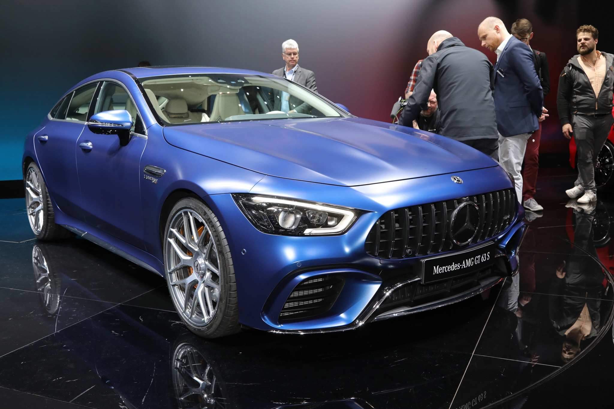 61 Great Mercedes 2019 Amg Gt Spy Shoot for Mercedes 2019 Amg Gt