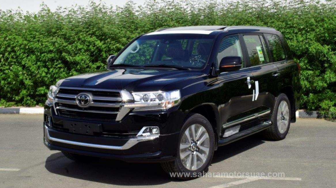 61 Great Toyota Land Cruiser V8 2019 History for Toyota Land Cruiser V8 2019
