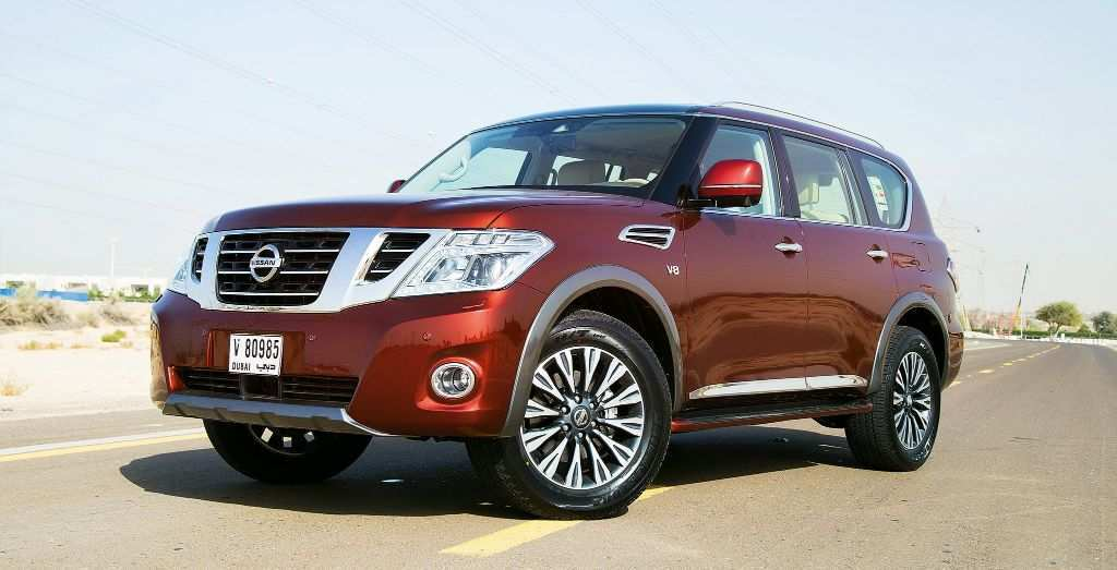 61 The New Nissan Patrol 2019 Style by New Nissan Patrol 2019