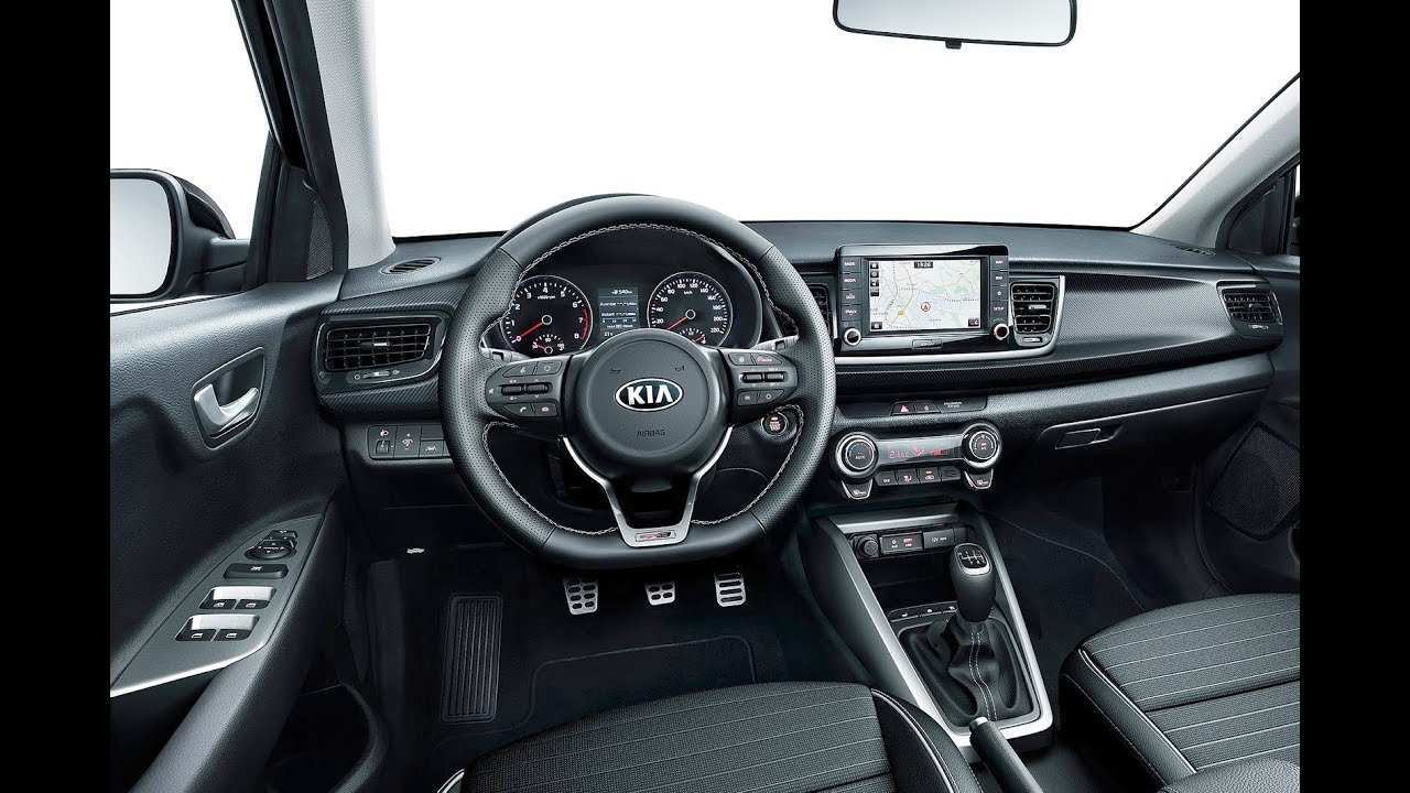 62 All New Kia Rio 2019 Interior Pricing by Kia Rio 2019 Interior