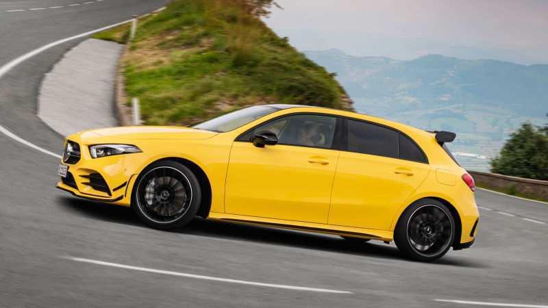 62 Concept of 2019 Mercedes Hatchback Performance and New Engine for 2019 Mercedes Hatchback