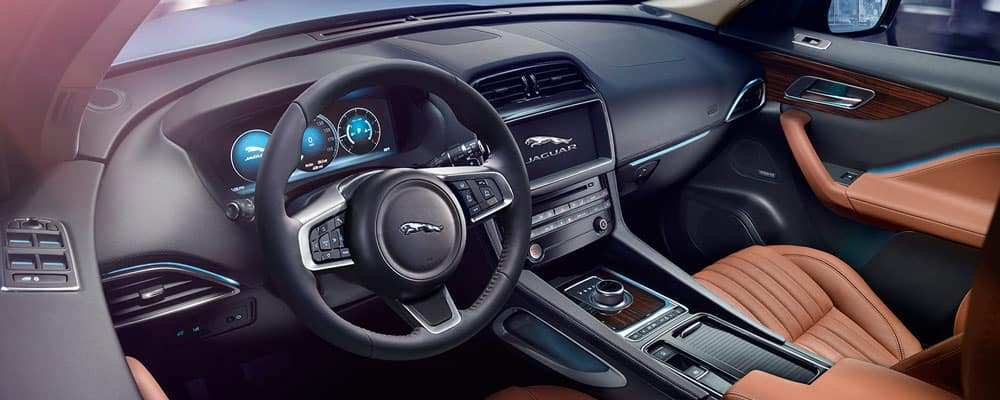 62 Concept of Jaguar F Pace 2019 Interior History by Jaguar F Pace 2019 Interior
