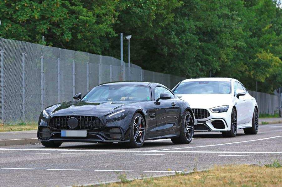 62 Concept of Mercedes 2019 Amg Gt Configurations by Mercedes 2019 Amg Gt