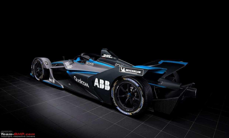 62 Concept of Mercedes Formula E 2019 Model for Mercedes Formula E 2019