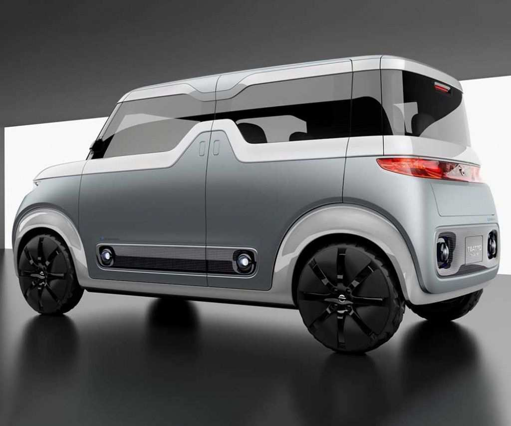62 Concept of Nissan Cube 2019 Pricing with Nissan Cube 2019