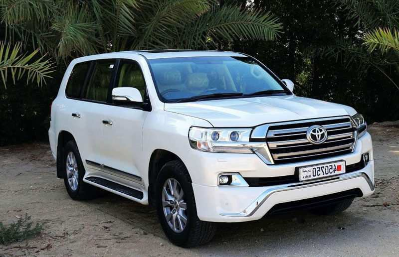 62 Concept of Toyota Land Cruiser V8 2019 History by Toyota Land Cruiser V8 2019