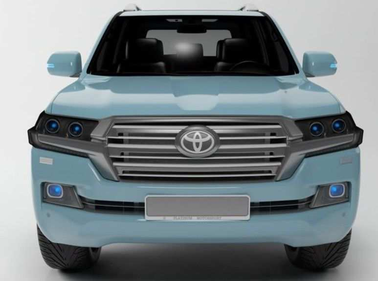 62 Concept of Toyota Land Cruiser V8 2019 Photos by Toyota Land Cruiser V8 2019