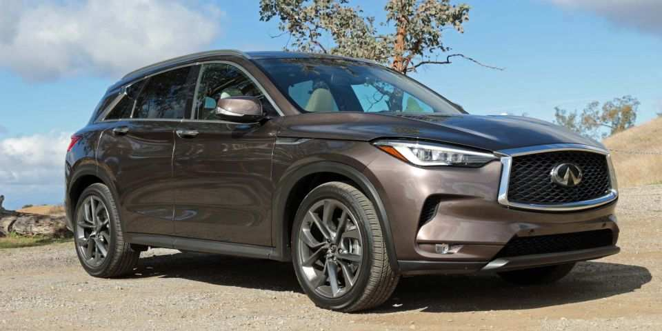 62 Gallery of 2019 Infiniti Qx50 First Drive Price for 2019 Infiniti Qx50 First Drive