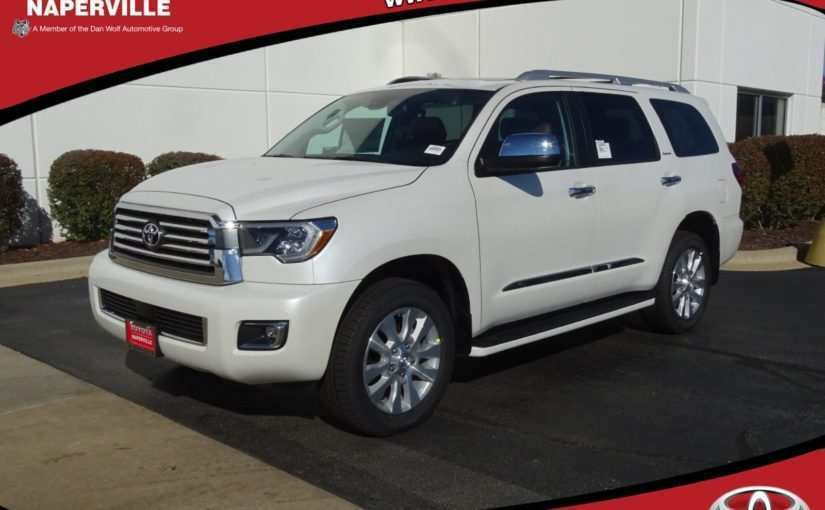 62 Gallery of 2019 Toyota Sequoia Spy Photos Spesification by 2019 Toyota Sequoia Spy Photos