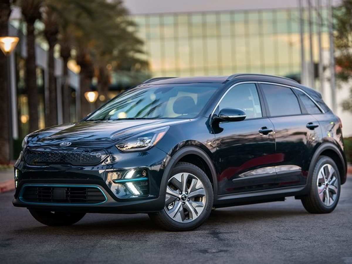 62 New 2019 Kia Niro Ev First Drive for 2019 Kia Niro Ev