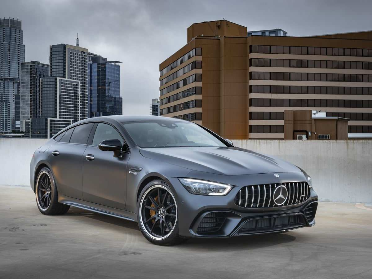 62 New Mercedes Amg Gt 2019 Exterior by Mercedes Amg Gt 2019