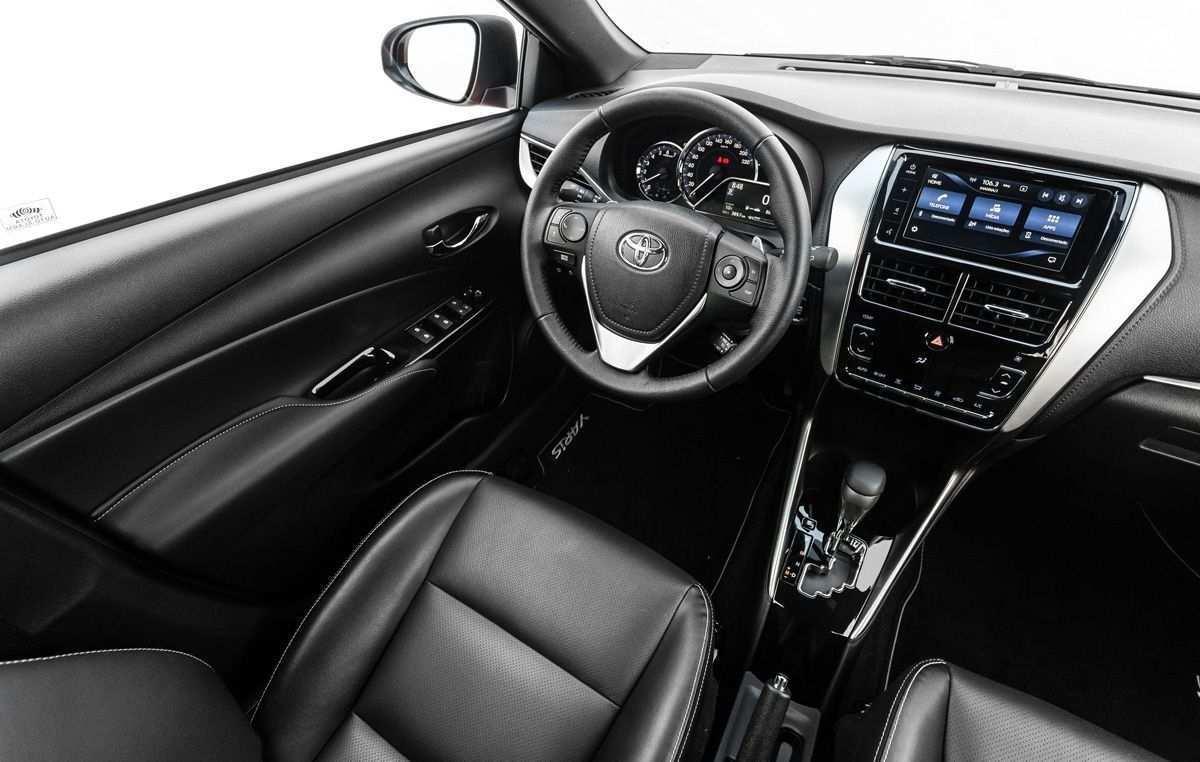 62 New Toyota Yaris 2019 Interior Speed Test for Toyota Yaris 2019 Interior