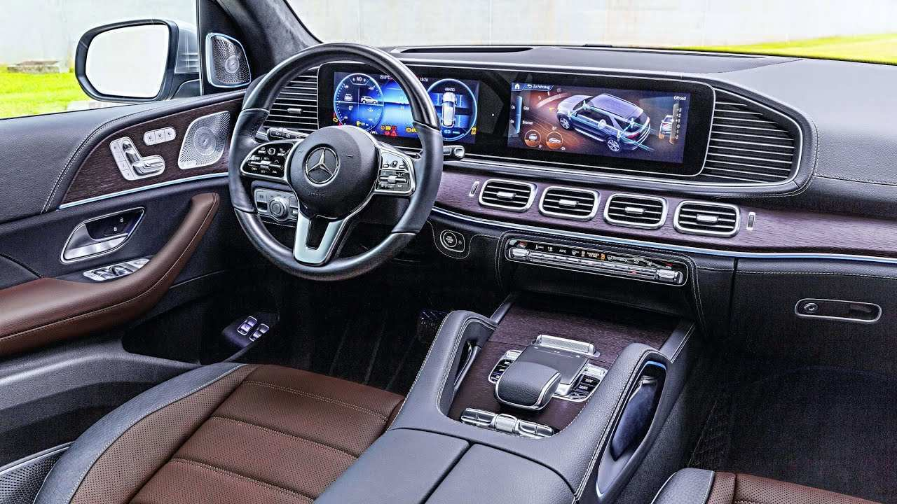 62 The Mercedes Gle 2019 Interior Exterior for Mercedes Gle 2019 Interior