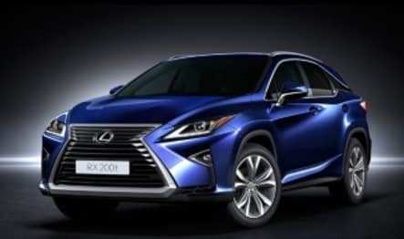 63 Concept of Rx300 Lexus 2019 Overview with Rx300 Lexus 2019