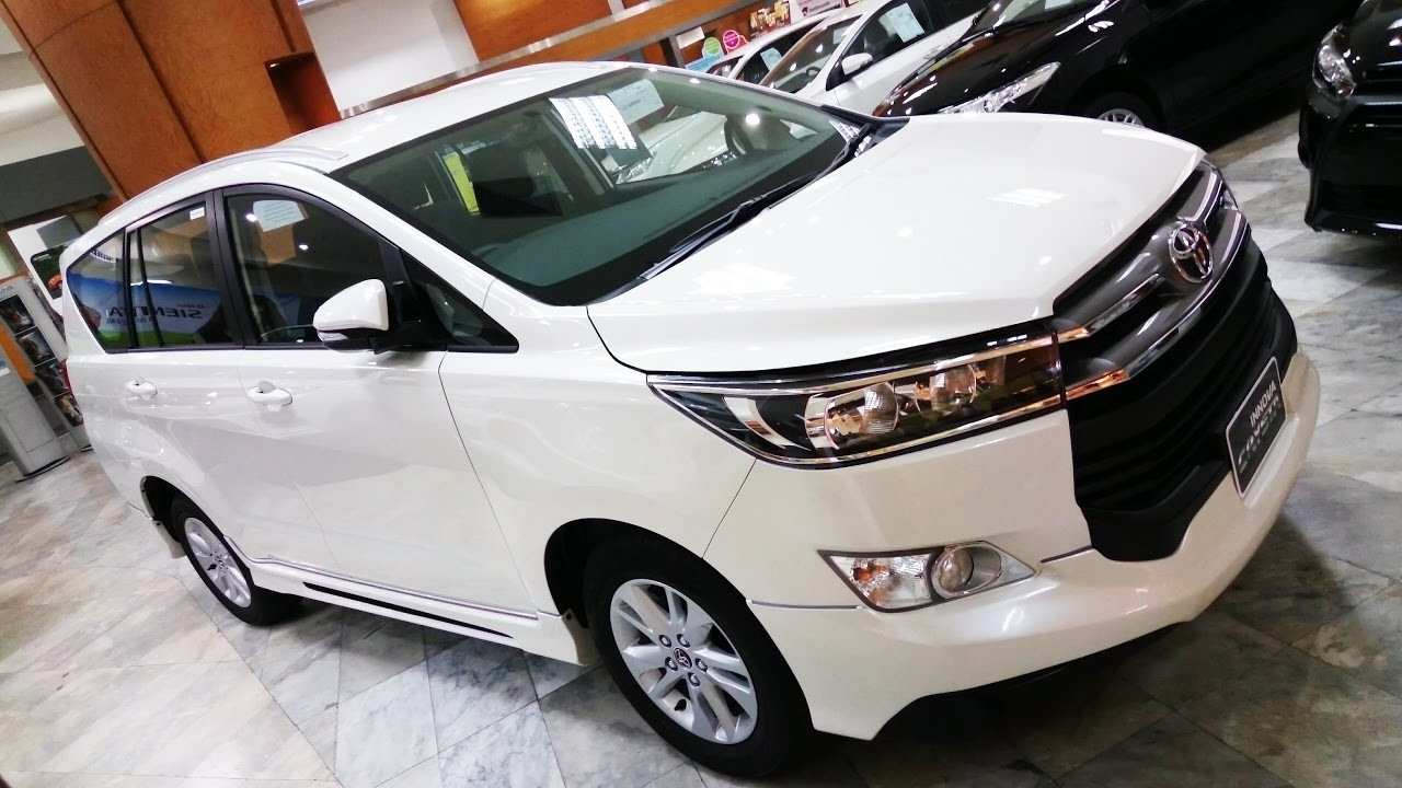 63 Gallery of Toyota Innova 2019 Philippines Spy Shoot by Toyota Innova 2019 Philippines