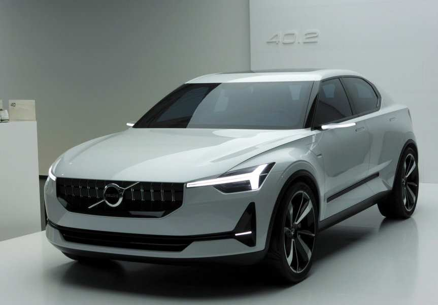63 Gallery of Volvo 2019 Electric Redesign by Volvo 2019 Electric