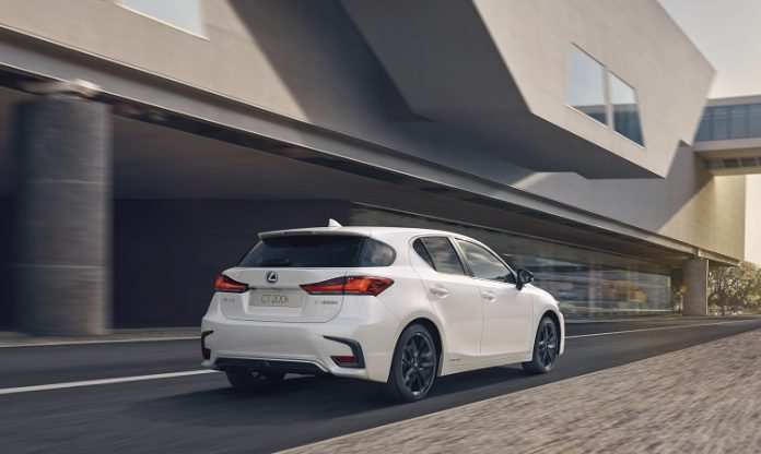 63 Great New Lexus Ct 2019 Interior for New Lexus Ct 2019