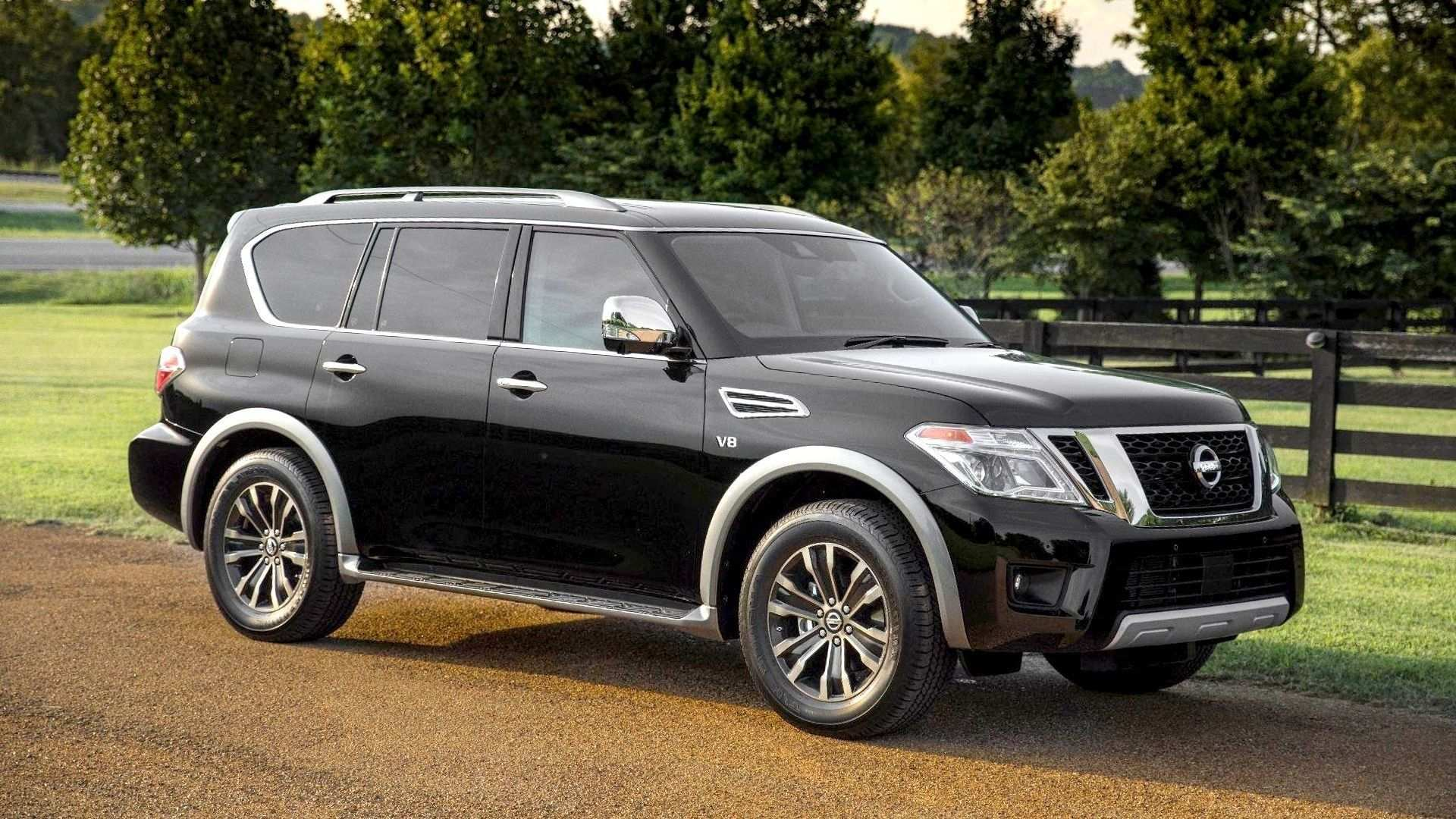 63 New New Nissan Patrol 2019 Spy Shoot for New Nissan Patrol 2019