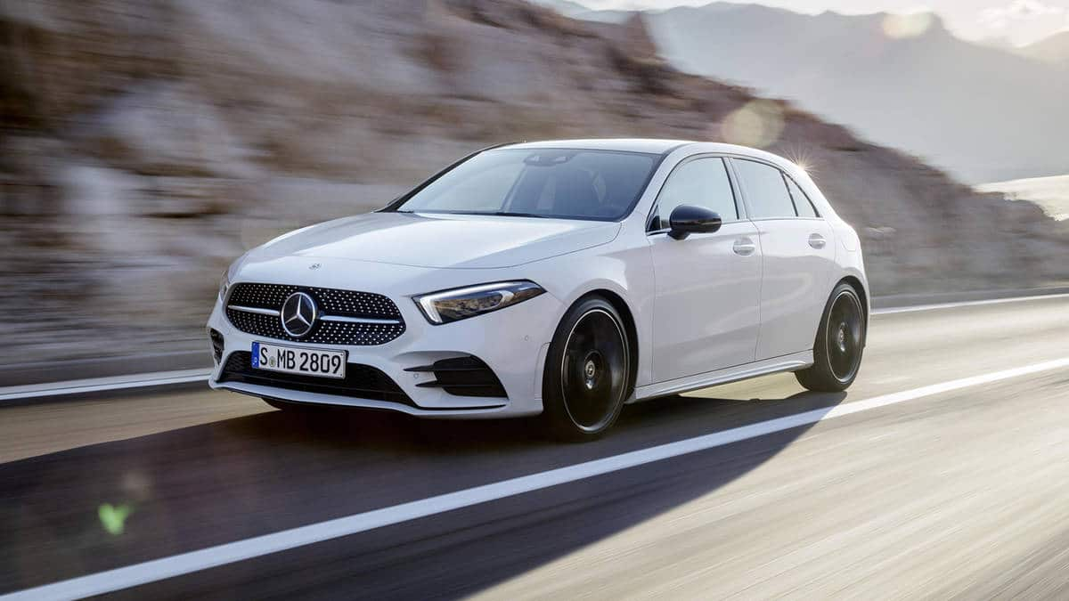 63 The 2019 Mercedes Hatchback Overview with 2019 Mercedes Hatchback