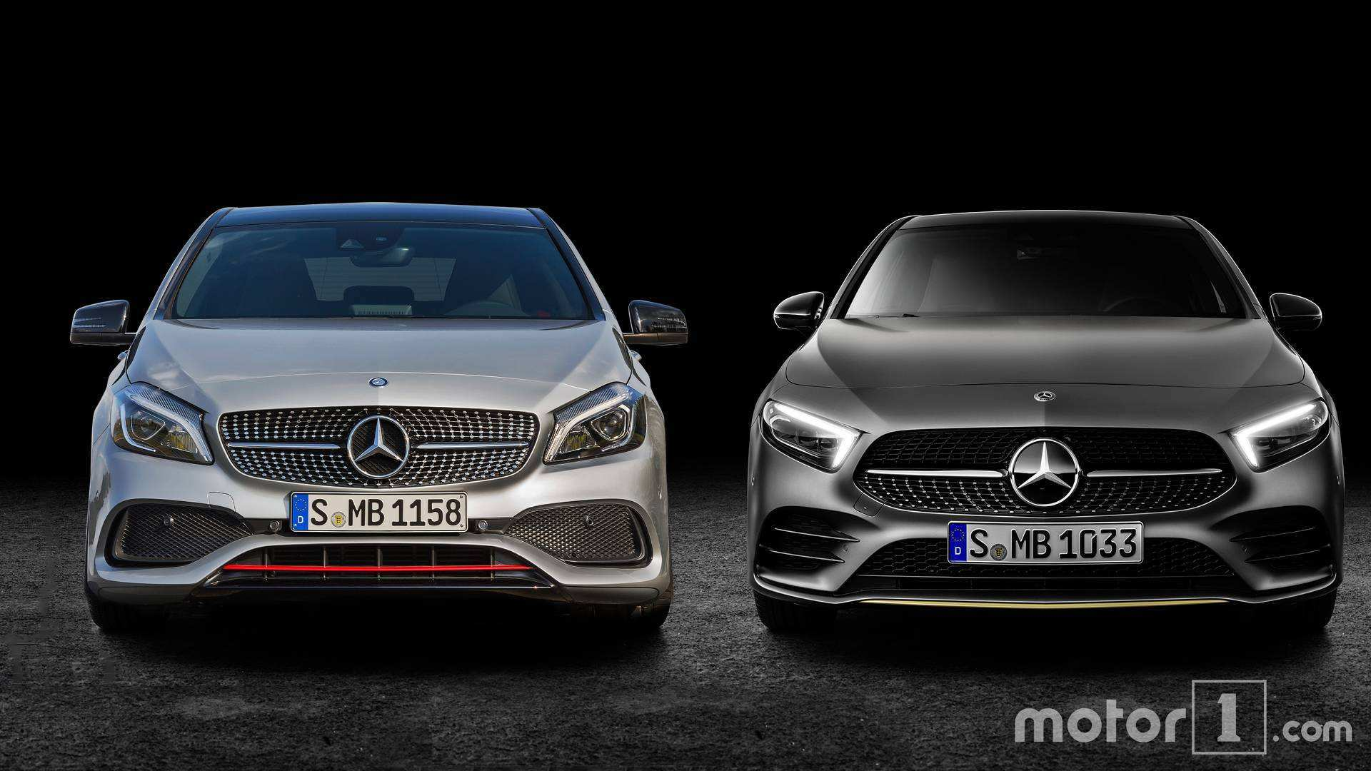64 All New Mercedes A200 Amg Line 2019 Rumors for Mercedes A200 Amg Line 2019