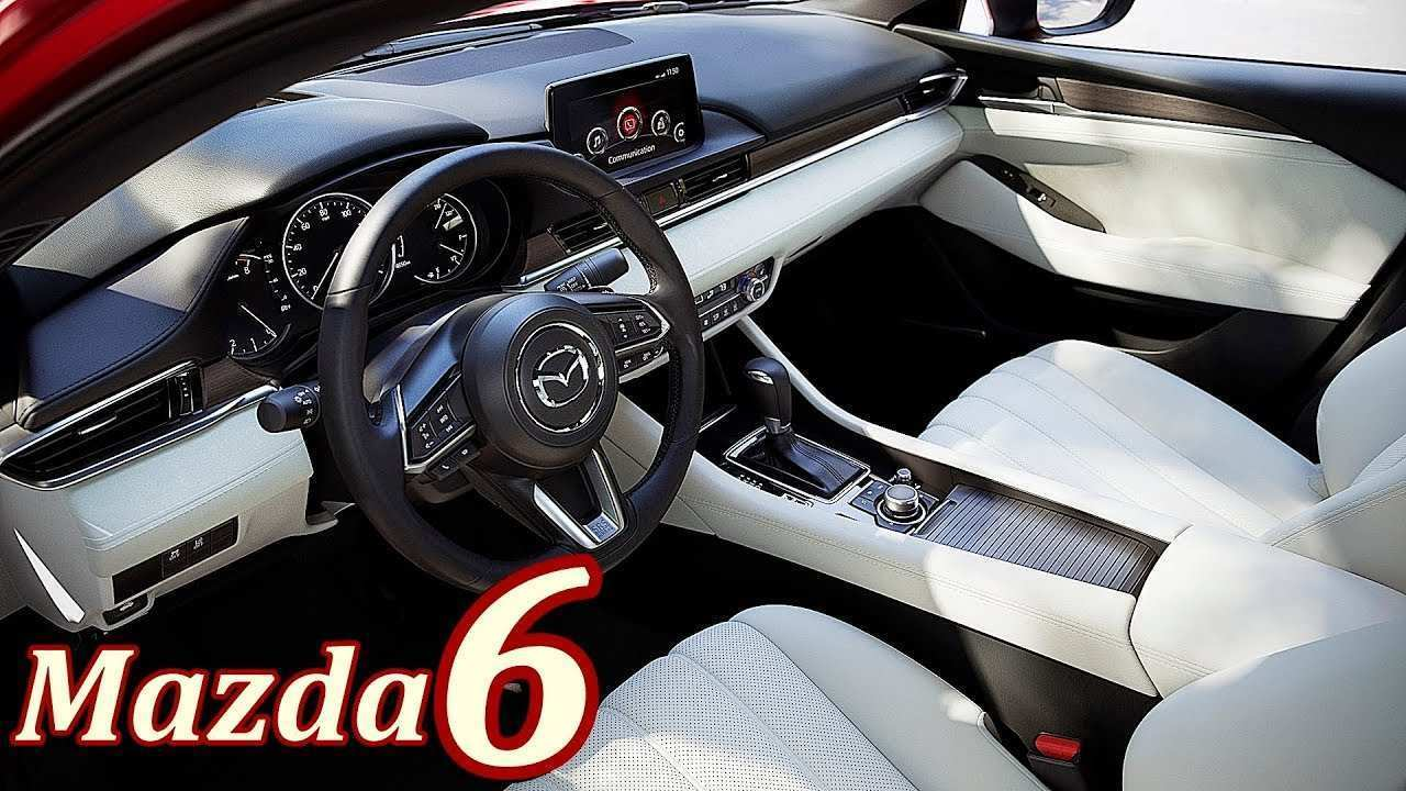 64 Best Review Mazda 6 2019 Interior Model for Mazda 6 2019 Interior