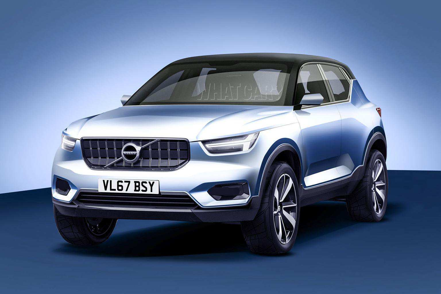 64 Best Review Volvo All Electric Cars By 2019 Rumors for Volvo All Electric Cars By 2019