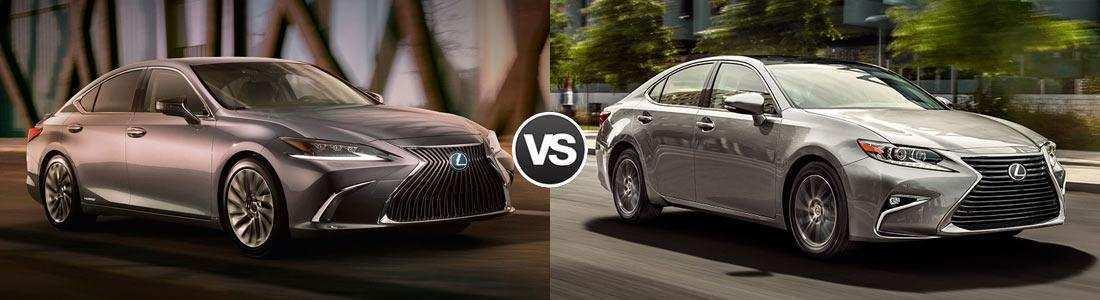 64 Concept of Lexus Es 2019 Vs 2018 Redesign and Concept for Lexus Es 2019 Vs 2018