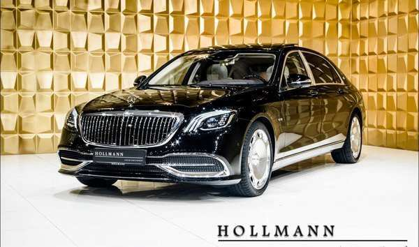 64 Concept of Mercedes S650 Maybach 2019 Ratings by Mercedes S650 Maybach 2019