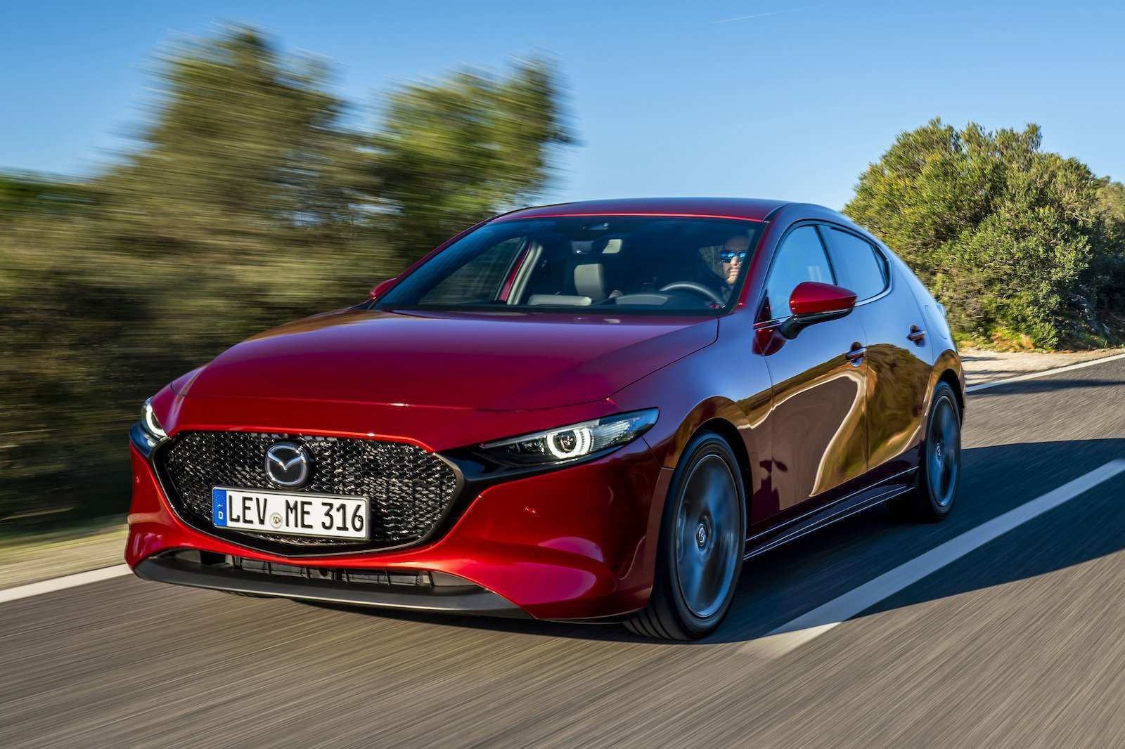 64 Great Mazda 3 2019 Specs Ratings with Mazda 3 2019 Specs