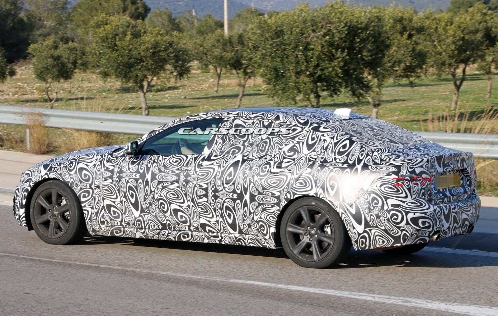 64 New 2019 Jaguar Xj Spy Performance and New Engine with 2019 Jaguar Xj Spy