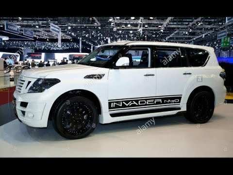 64 New New Nissan Patrol 2019 First Drive for New Nissan Patrol 2019