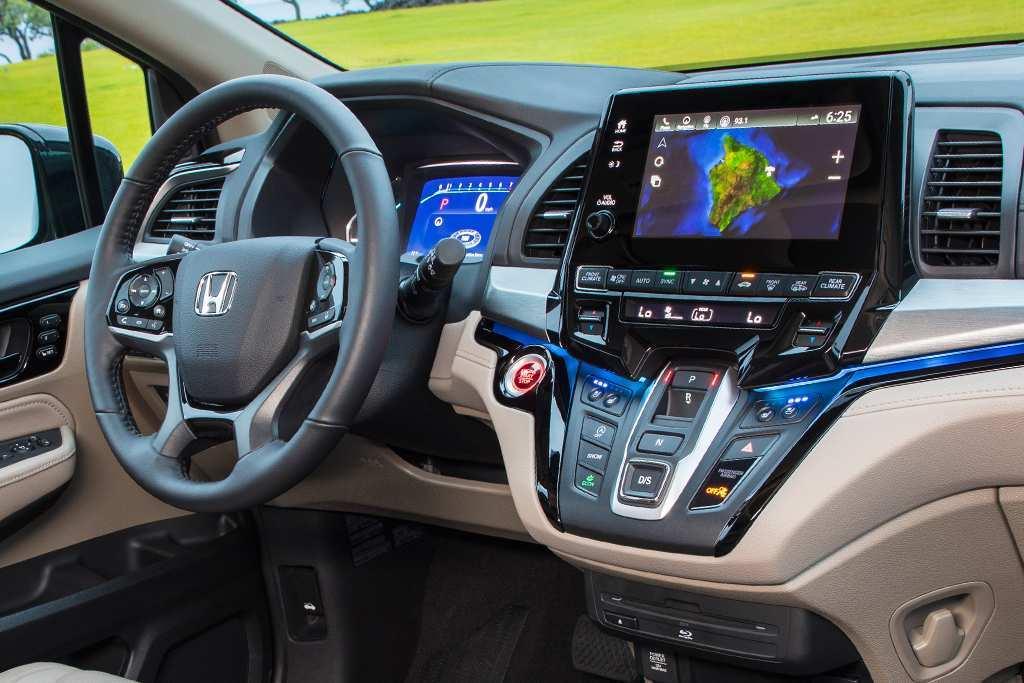 64 New Toyota Odyssey 2019 Review with Toyota Odyssey 2019