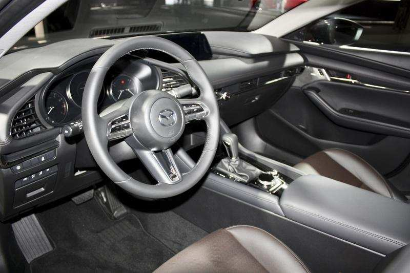 65 Best Review Mazda 3 2019 Interior Spesification for Mazda 3 2019 Interior