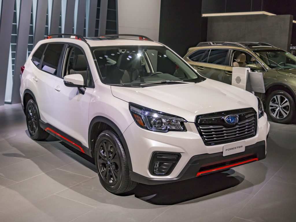 65 Best Review Subaru Redesign 2019 Price by Subaru Redesign 2019